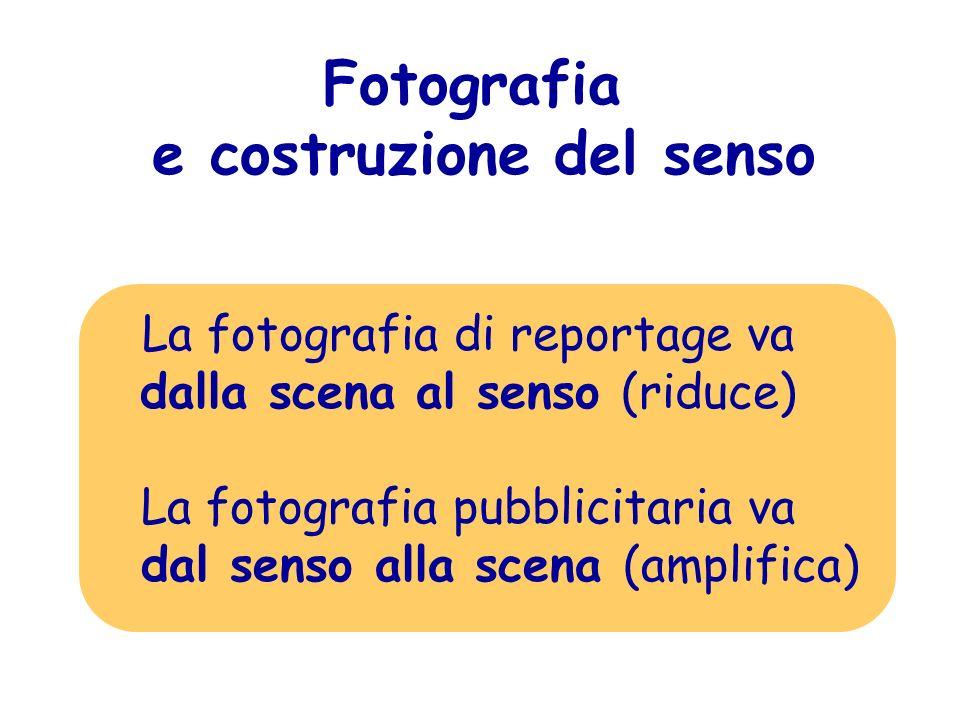 Fotografia e costruzione del senso