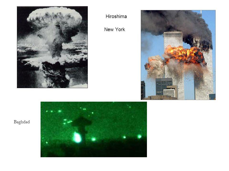 Hiroshima New York