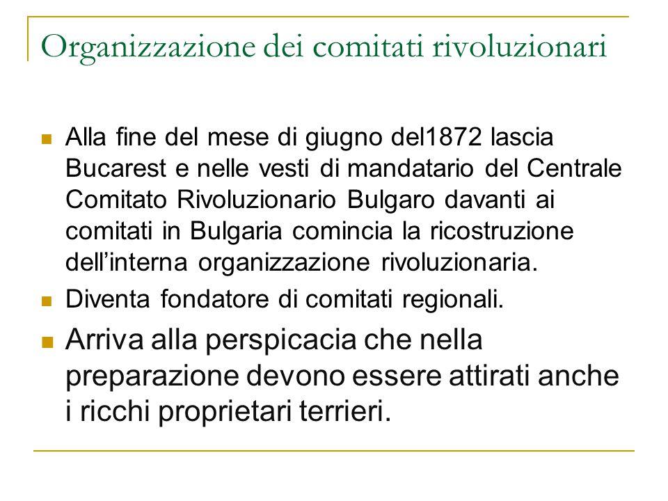 Organizzazione dei comitati rivoluzionari