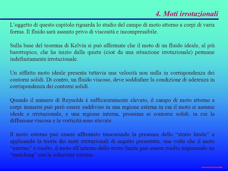 4. Moti irrotazionali