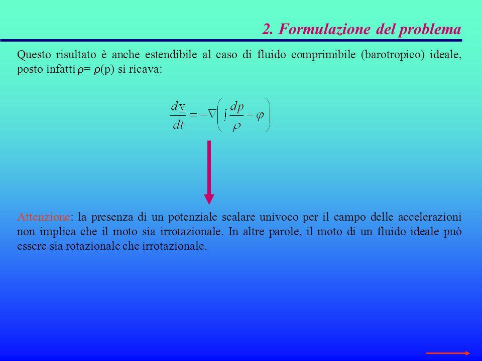 2. Formulazione del problema