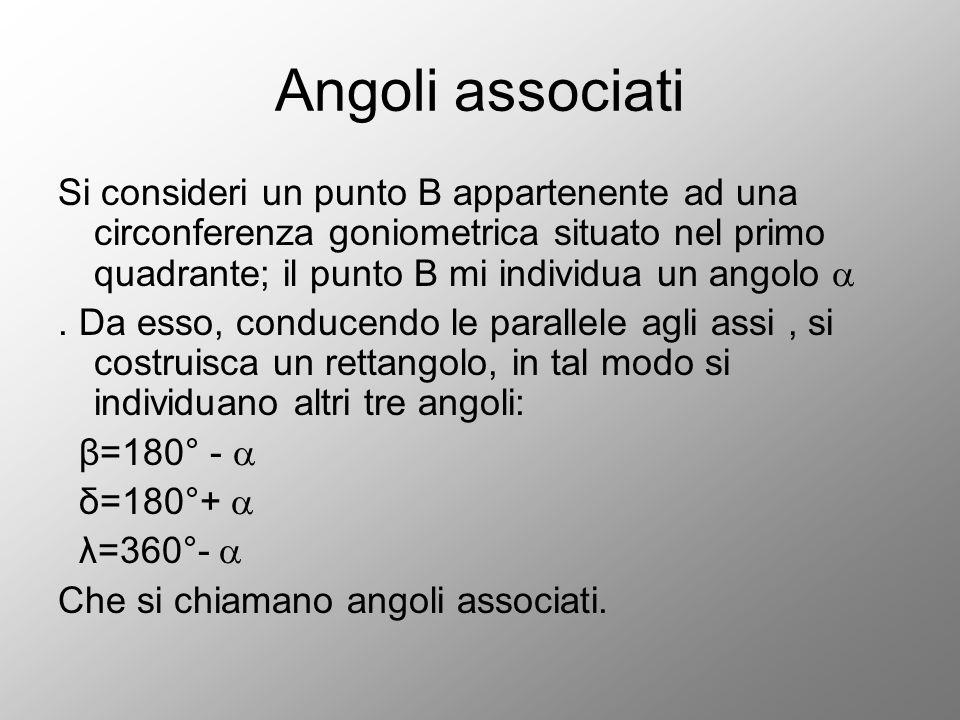 Angoli associati