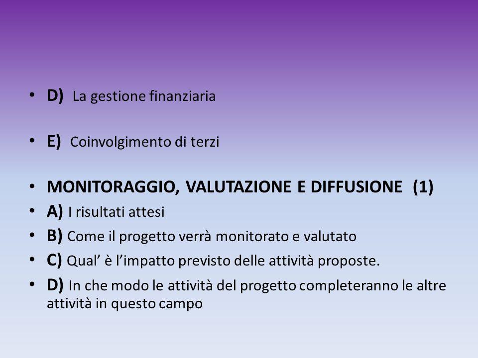 D) La gestione finanziaria