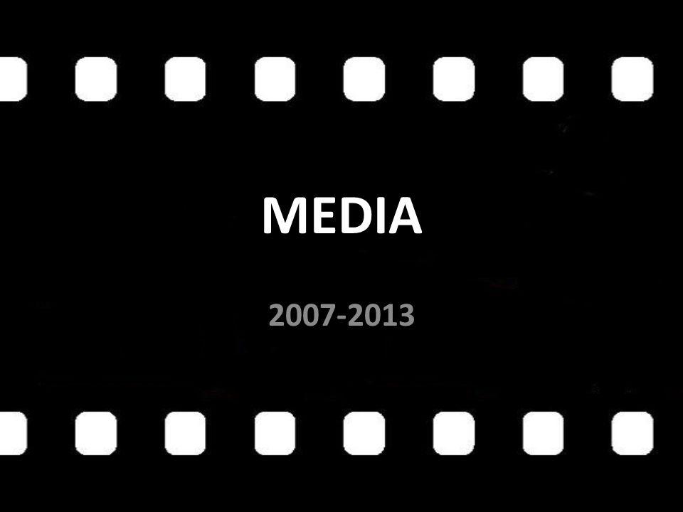 MEDIA 2007-2013