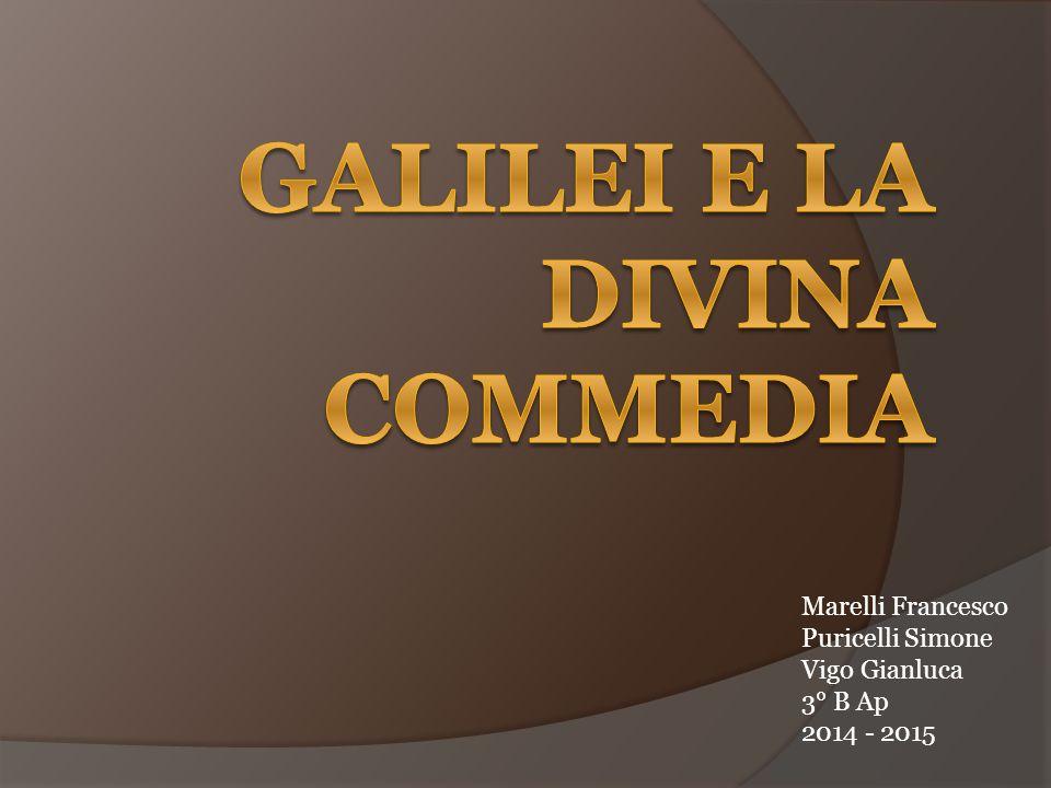 Galilei e la Divina Commedia