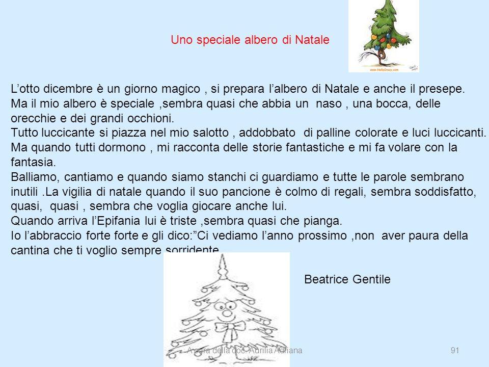 Uno speciale albero di Natale