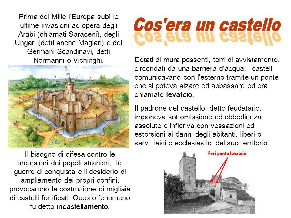 Cos era un castello Cos era un castello