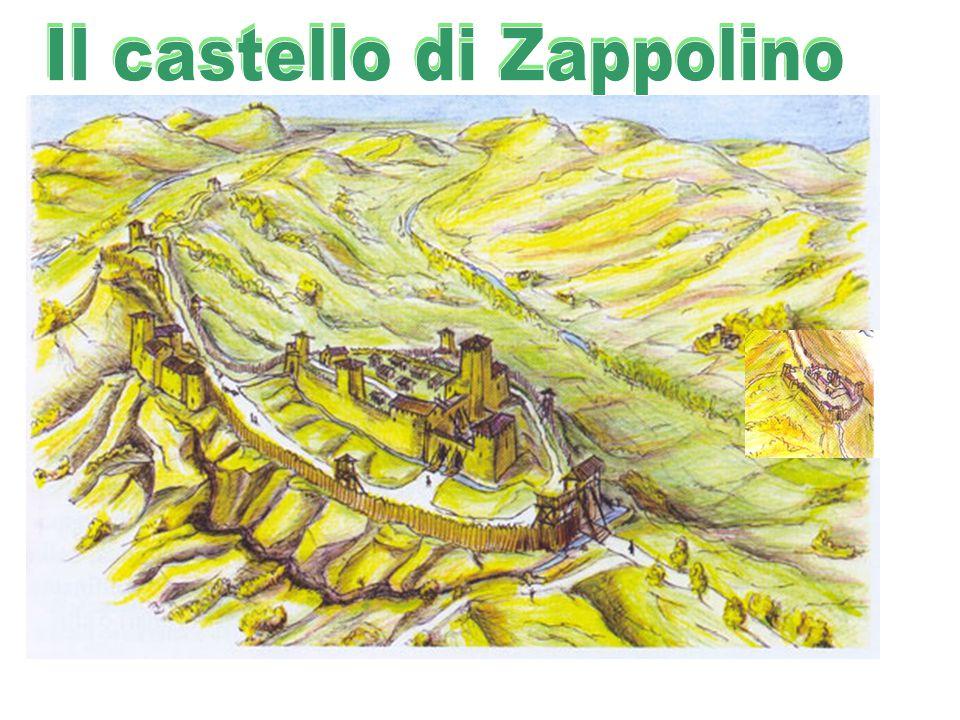 Il castello di Zappolino