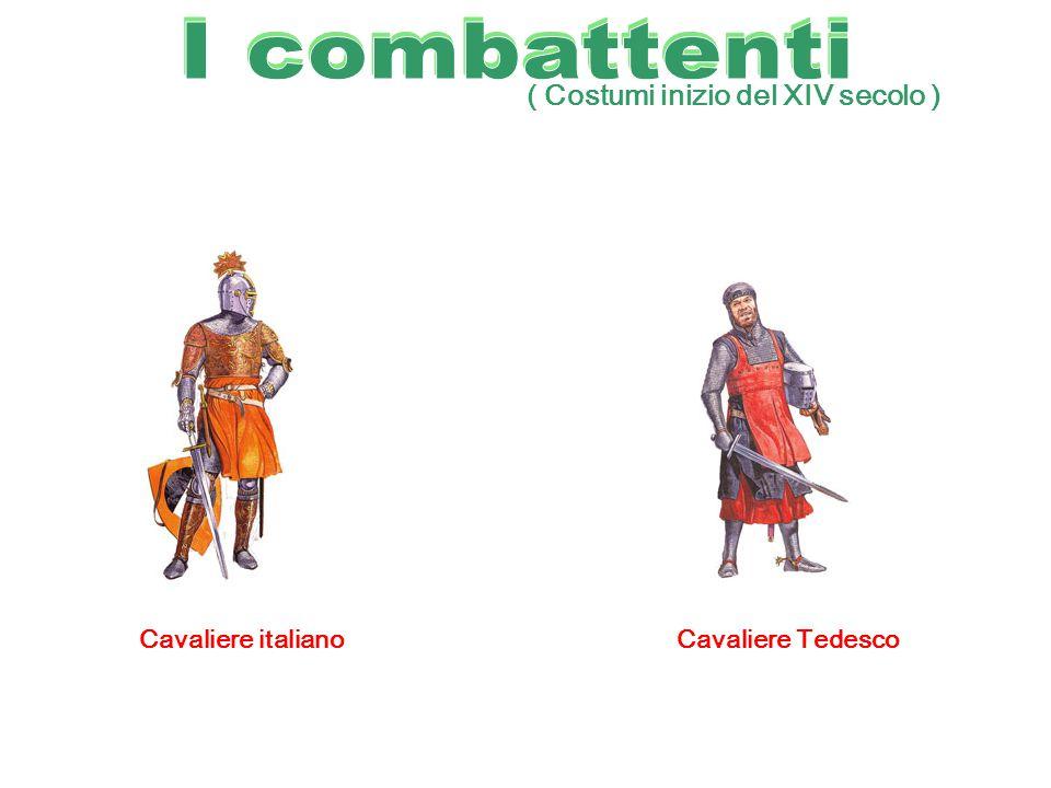 ( Costumi inizio del XIV secolo )
