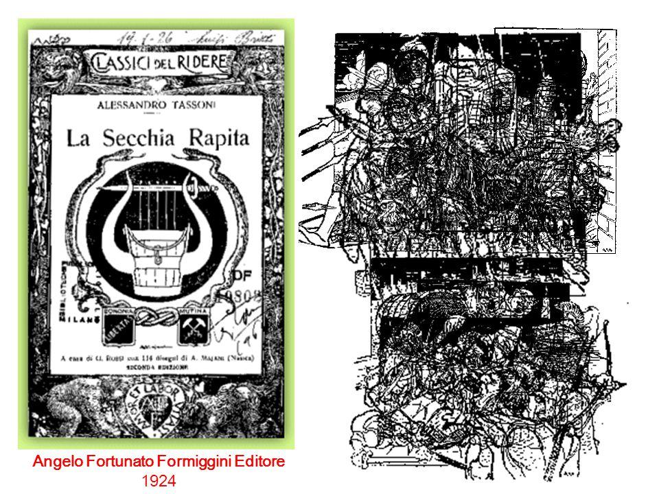 Angelo Fortunato Formiggini Editore