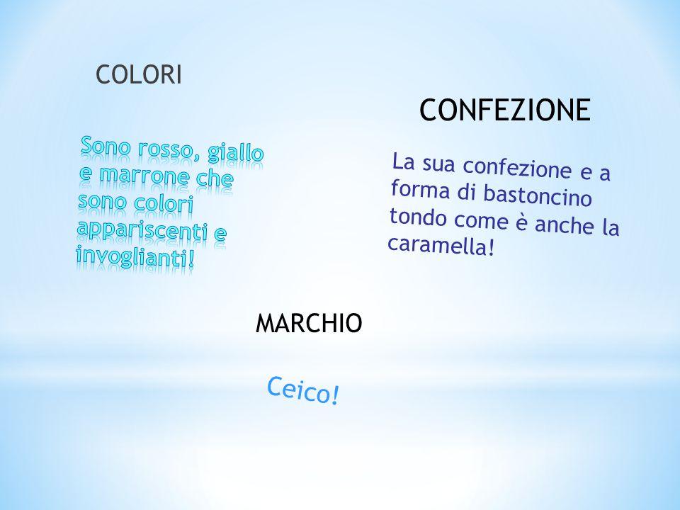 CONFEZIONE COLORI MARCHIO Ceico!