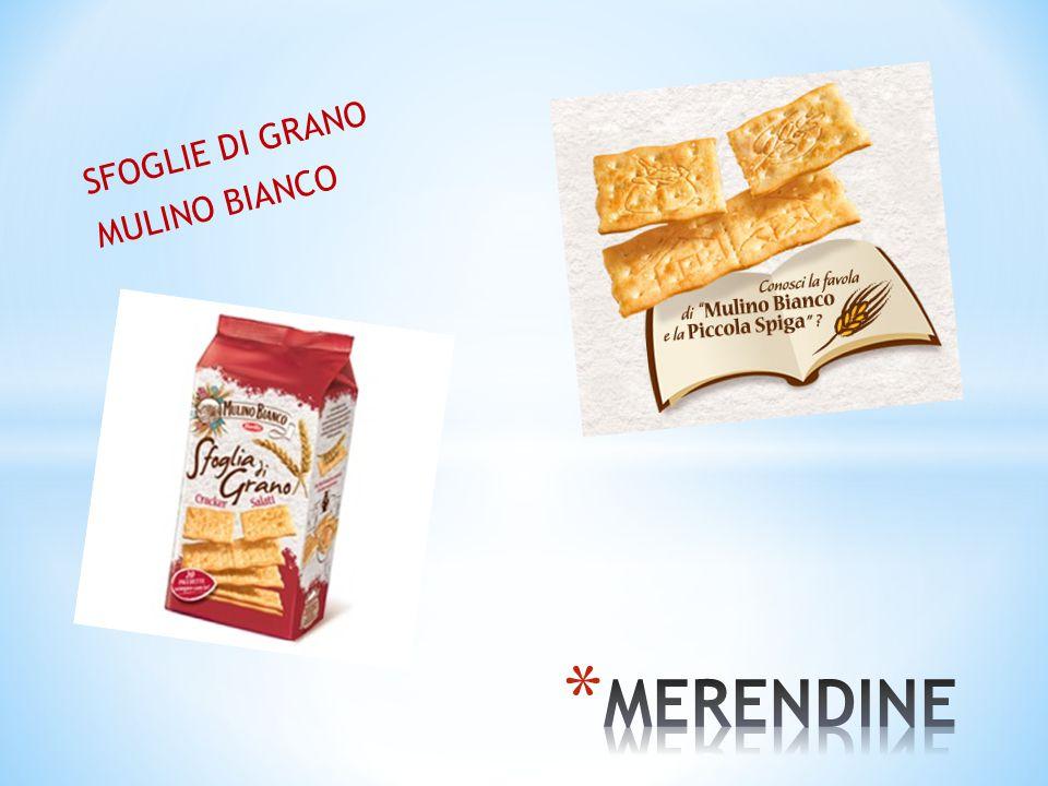 SFOGLIE DI GRANO MULINO BIANCO MERENDINE