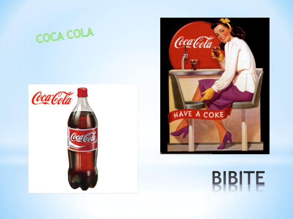 COCA COLA BIBITE