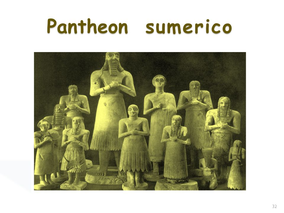 Pantheon sumerico