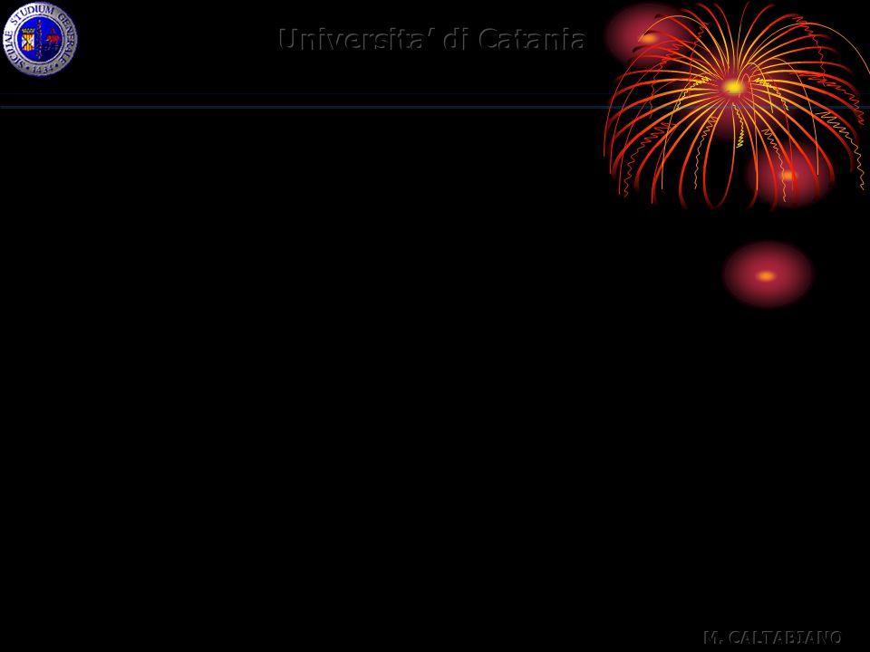 Universita' di Catania