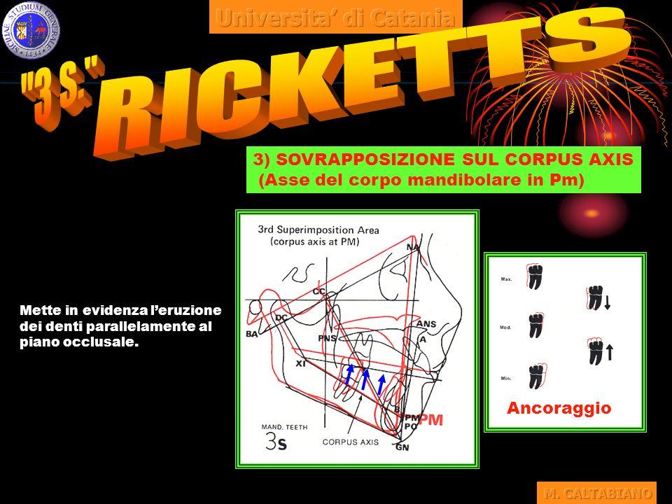 RICKETTS 3 S. Universita' di Catania
