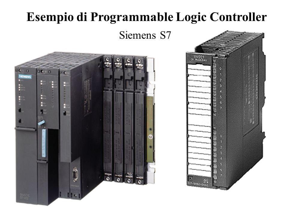 Esempio di Programmable Logic Controller