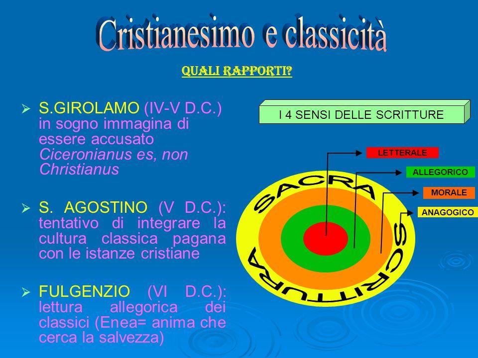Cristianesimo e classicità