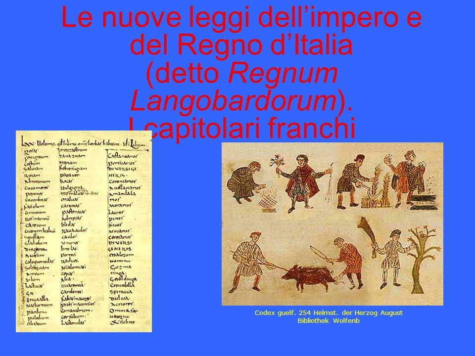 Codex guelf. 254 Helmst. der Herzog August