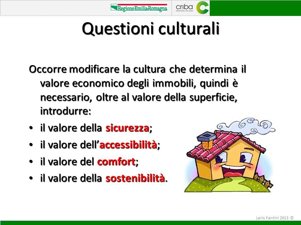 Questioni culturali