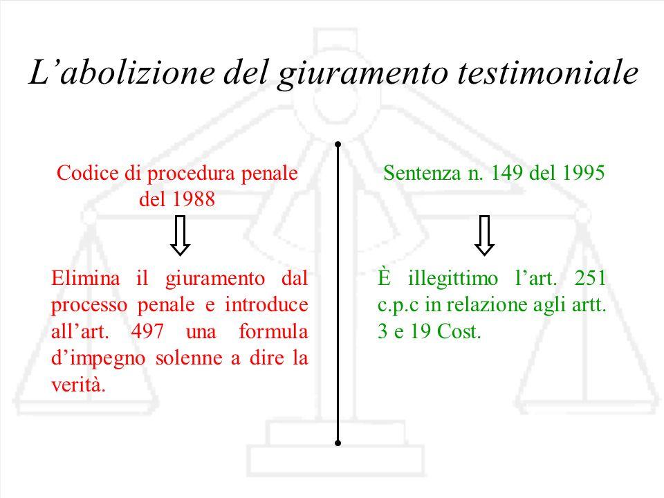Codice di procedura penale del 1988