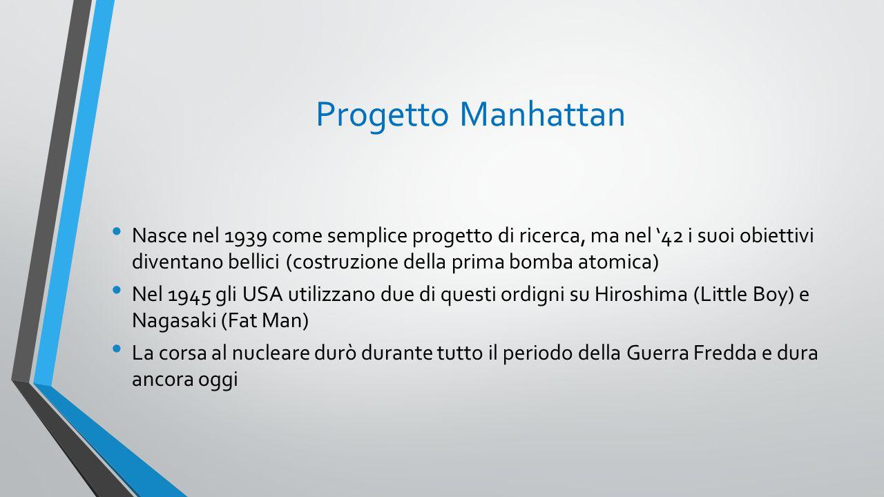 Progetto Manhattan