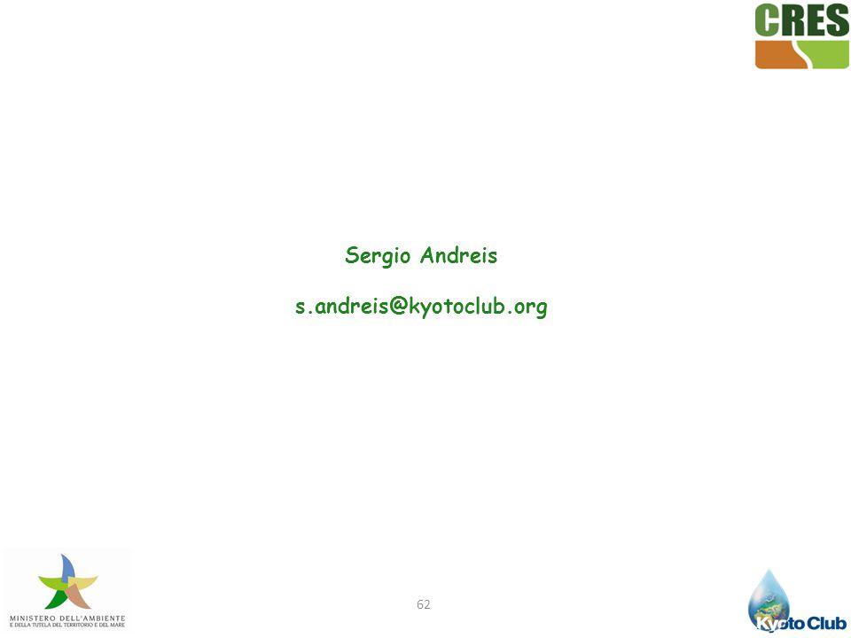 Sergio Andreis s.andreis@kyotoclub.org