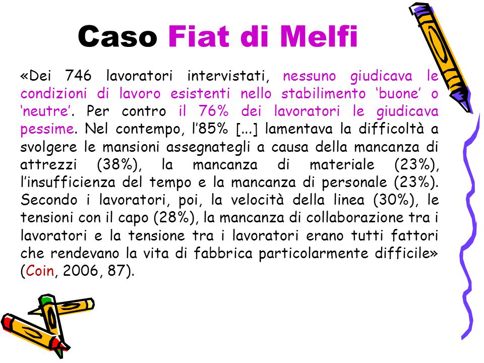 Caso Fiat di Melfi