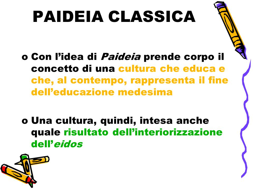 PAIDEIA CLASSICA