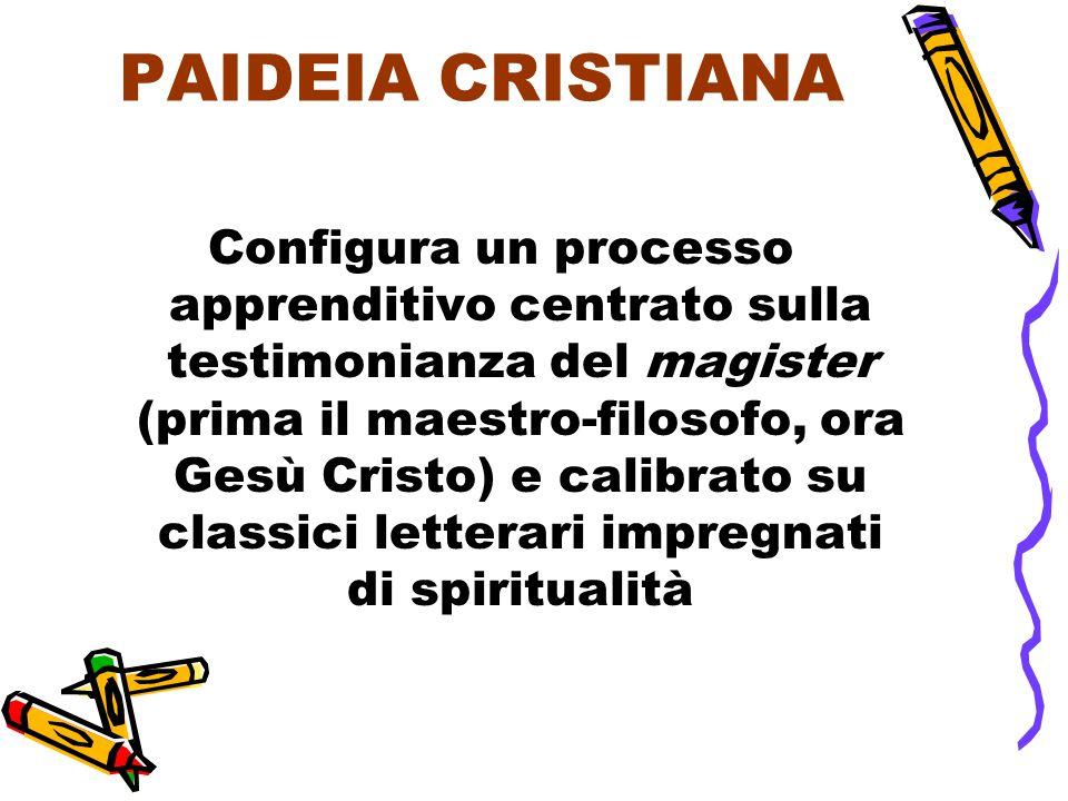 PAIDEIA CRISTIANA