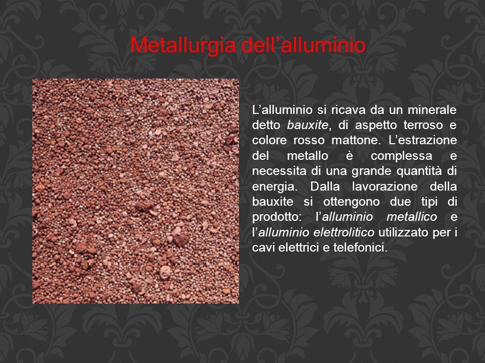 Metallurgia dell'alluminio