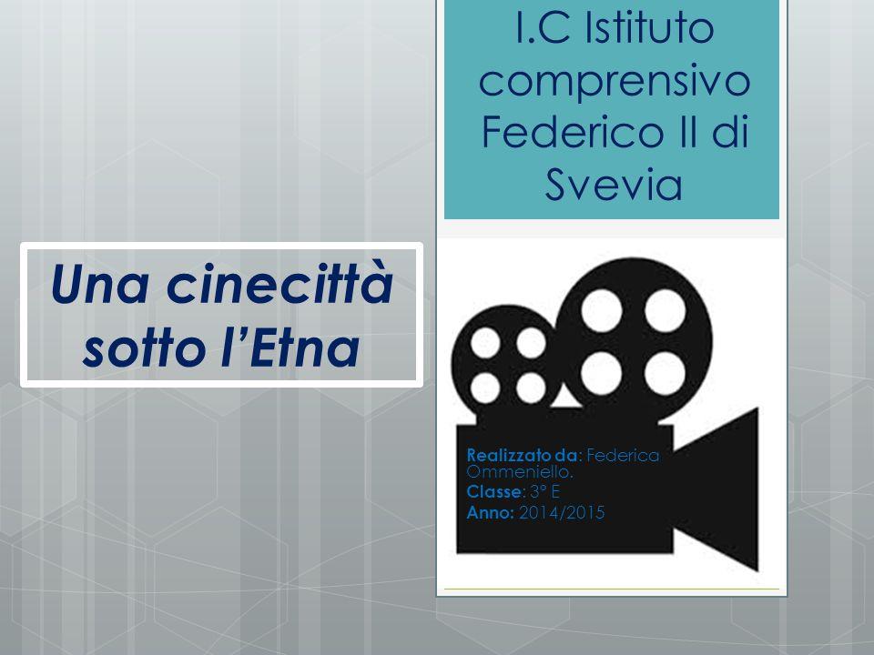 I.C Istituto comprensivo Federico II di Svevia