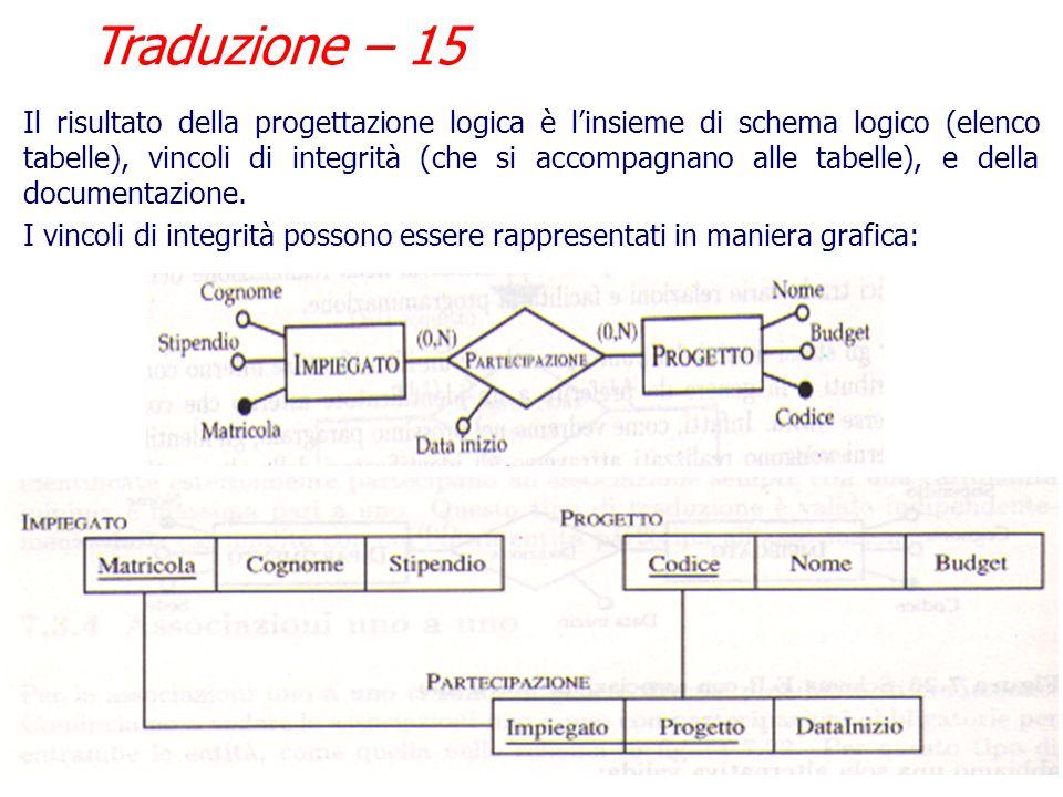 Traduzione – 15