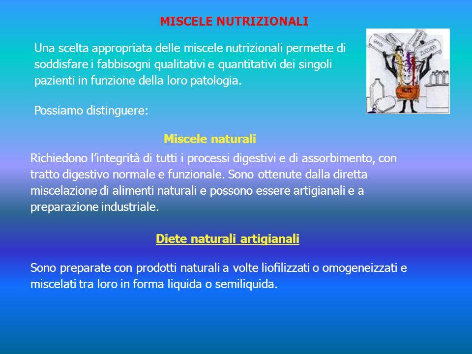 Diete naturali artigianali