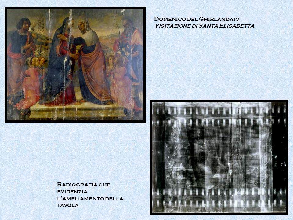 Domenico del Ghirlandaio Visitazione di Santa Elisabetta