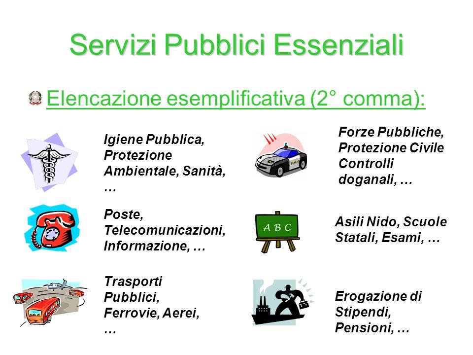 Servizi Pubblici Essenziali