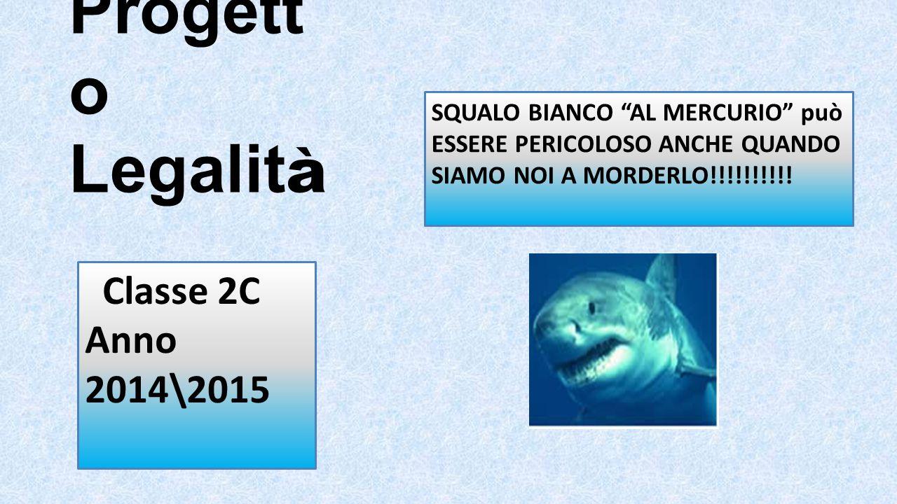 Progetto Legalità SQUALO BIANCO AL MERCURIO può ESSERE PERICOLOSO ANCHE QUANDO SIAMO NOI A MORDERLO!!!!!!!!!!