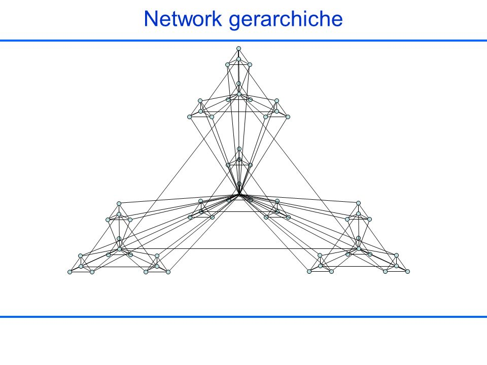 Network gerarchiche