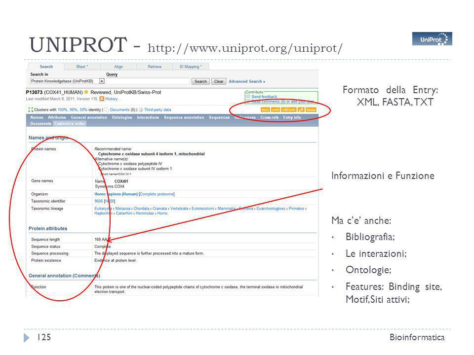 UNIPROT -