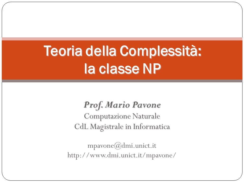 Prof. Mario Pavone - crentro di ricerca IPPARI