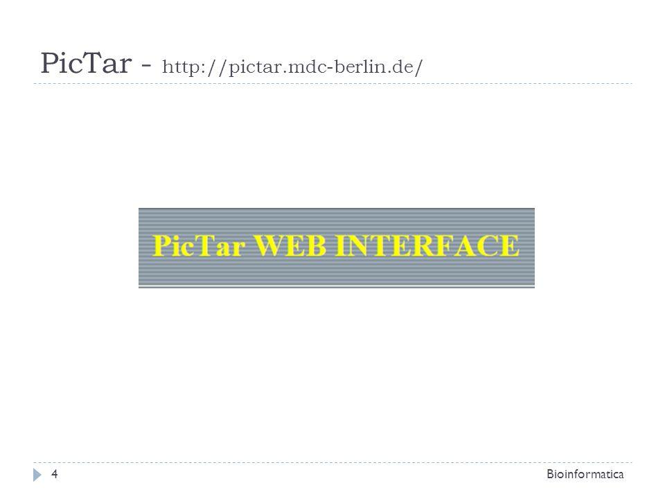 PicTar - http://pictar.mdc-berlin.de/