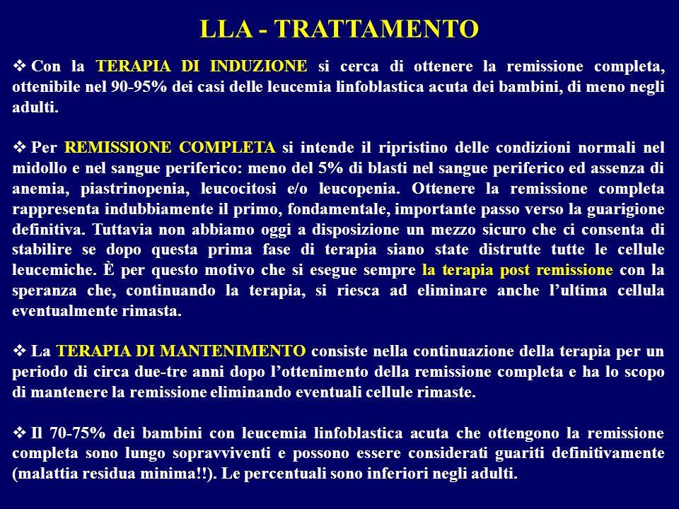 LLA - TRATTAMENTO