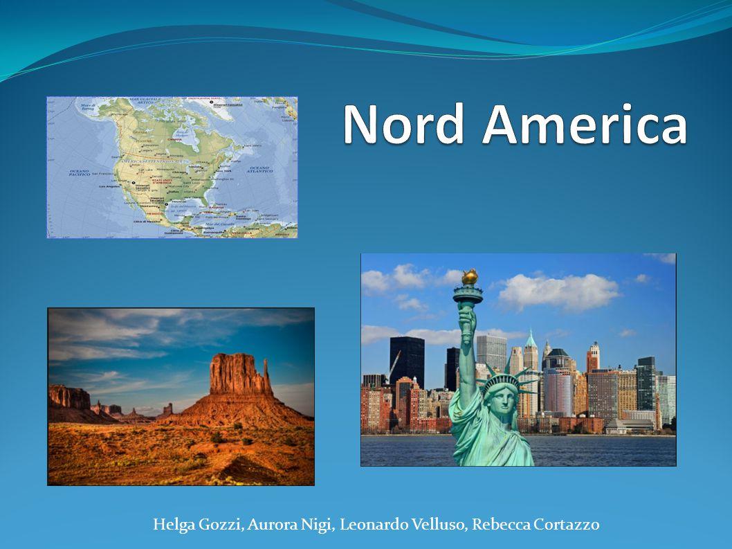 Nord America Helga Gozzi, Aurora Nigi, Leonardo Velluso, Rebecca Cortazzo