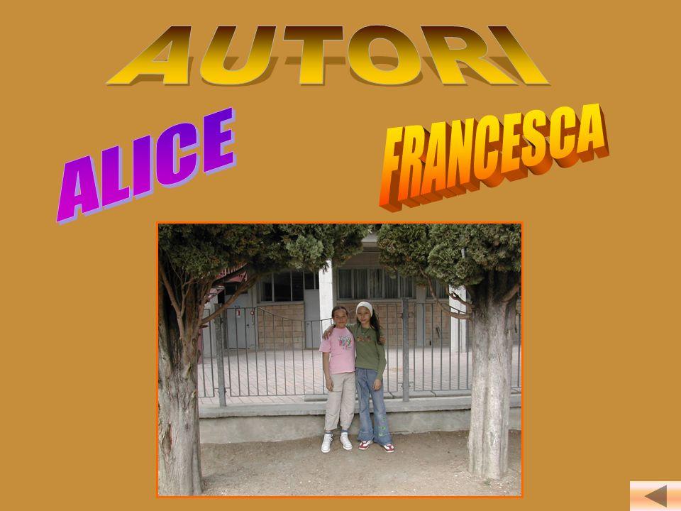 AUTORI ALICE FRANCESCA