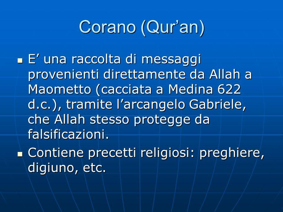 Corano (Qur'an)