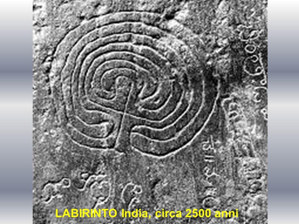 LABIRINTO India, circa 2500 anni