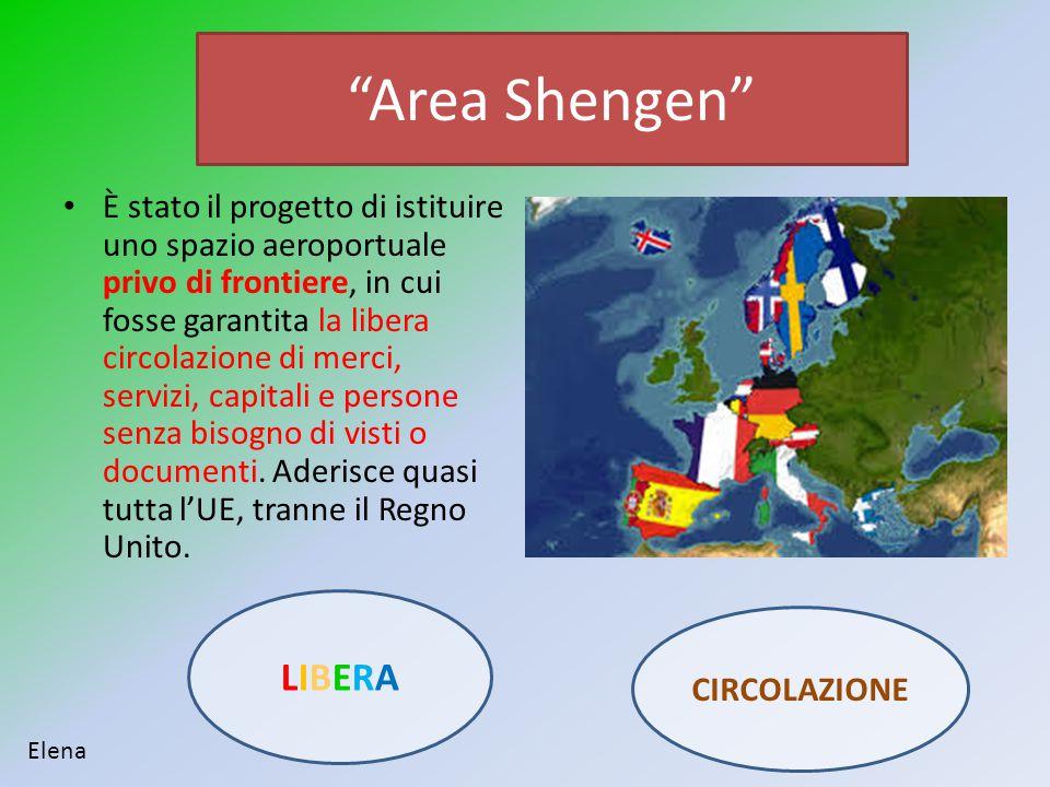 Area Shengen