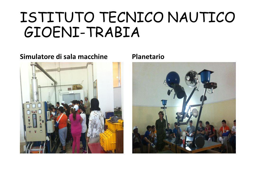 ISTITUTO TECNICO NAUTICO GIOENI-TRABIA