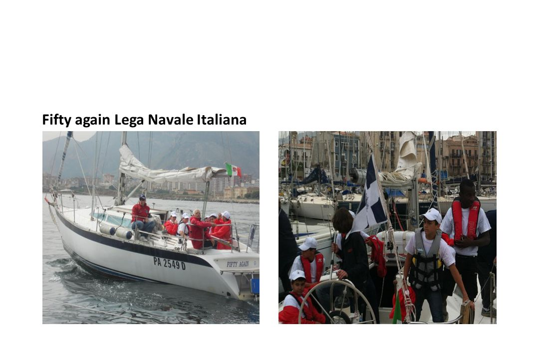 Fifty again Lega Navale Italiana