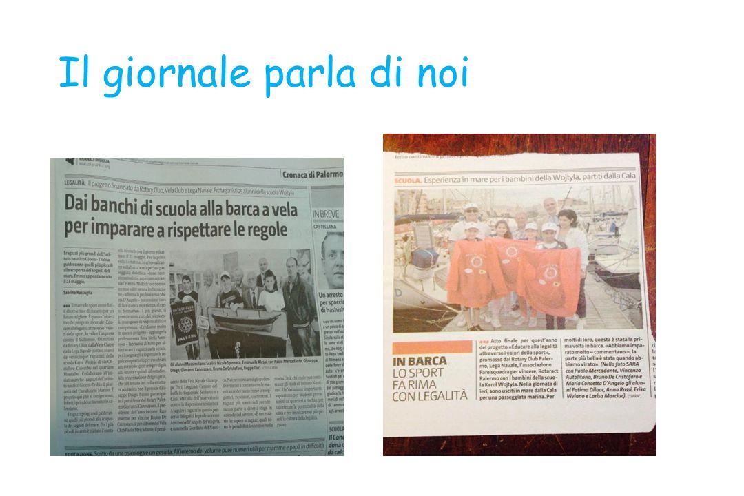 Il giornale parla di noi